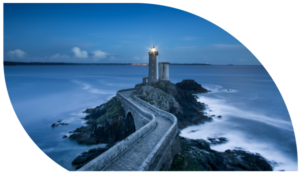 Saved to shine your light. Picture of light house.